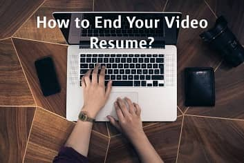 end video resume
