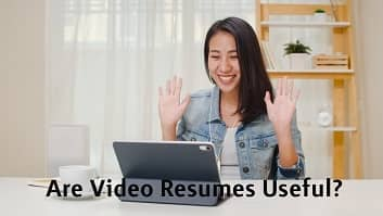 useful video resumes